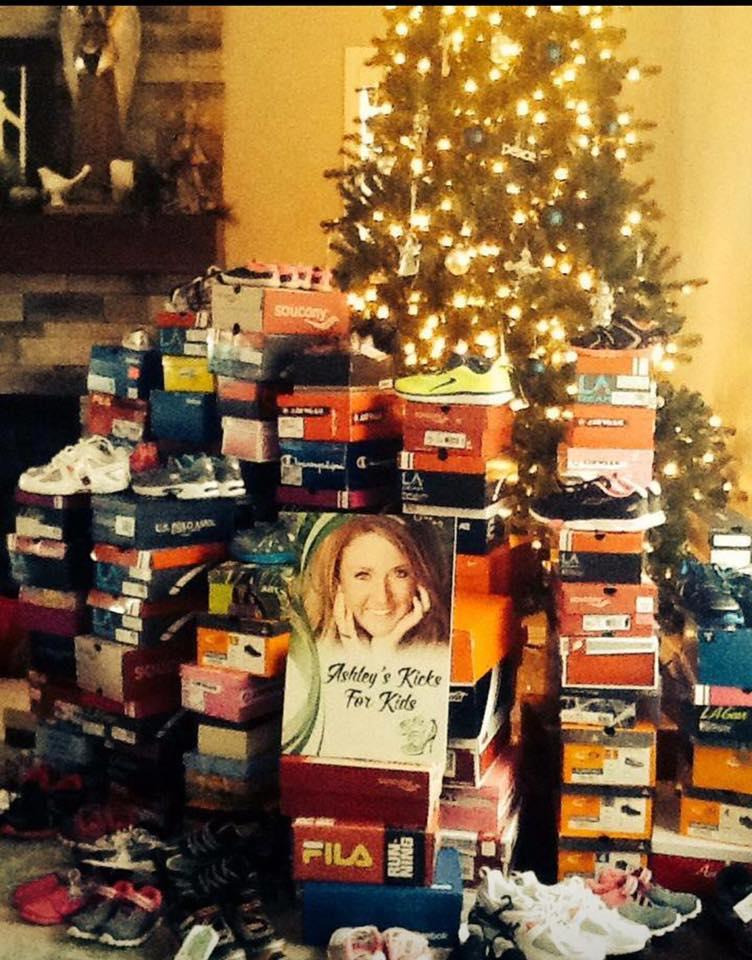 Ashley's Kicks for Kids Fundraiser